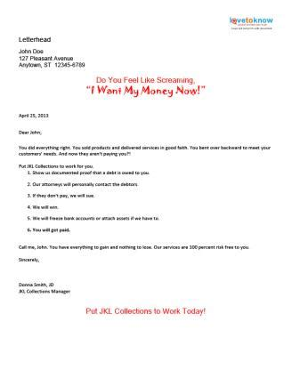 Sle Letter For Product Sling Sle Direct Mail Marketing Letters