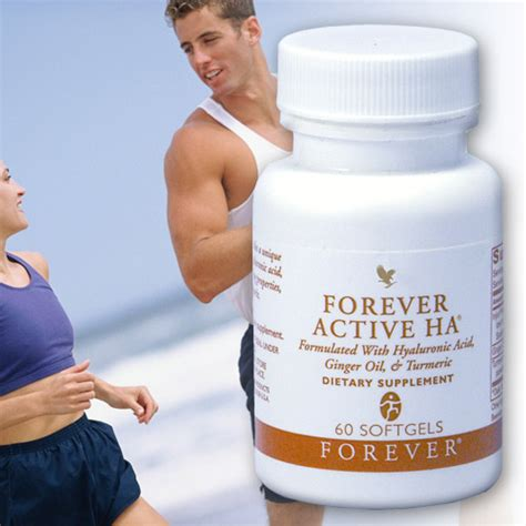 active h supplement forever active ha forever living