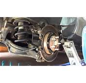 25 13 2004 Honda Pilot Front And Rear Brake Replacement  YouTube
