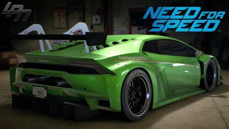 need for speed lamborghini need for speed 2015 lamborghini huracan gameplay