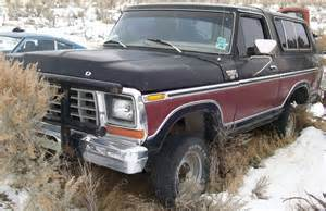 78 79 Ford Bronco For Sale 78 Ford 4 4 Autos Post
