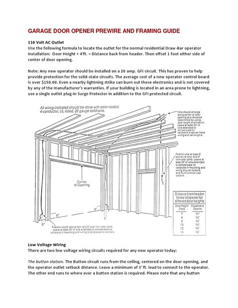 How To Frame Garage Door Opening How To Frame Garage Door Opening Ranchogaragedoors Garage Door Framing Guide Door Frame Frame