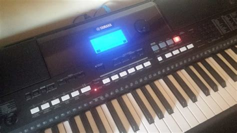 Second Keyboard Yamaha E433 yamaha psr e433 for sale in portlaoise laois from myguel