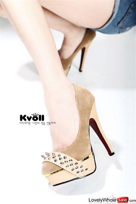 New Kvoll Size 34 42 R18 wholesale kvoll shoes pumps black pumps shoes