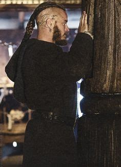 why did ragnar cut his hair off bjorn vikings haircut hair pinterest vikings and