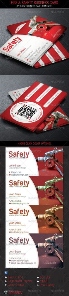 firefighter id cards template symbols safety label design guide safety