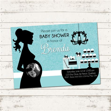 Design Baby Shower Invitations by Valerie Pullam Designs Baby Shower Invitation