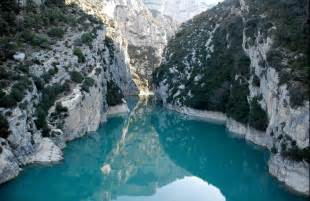pretty places to visit verdon river beautiful places to visit