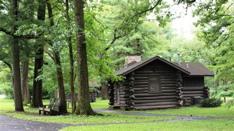 White Pines Cabins Il by White Pines Resort Cabins Enjoy Illinois