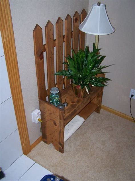 picket fence craft projects 17 best images about picket fence ideas on