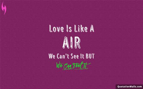 love   air love wallpaper  desktop quotationwalls