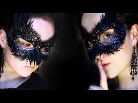 How To Make A Paper Masquerade Mask - how to make a masquerade mask