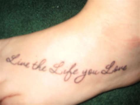 love the life you live tattoo designs hd abstract design tattoos sayings and quotes best