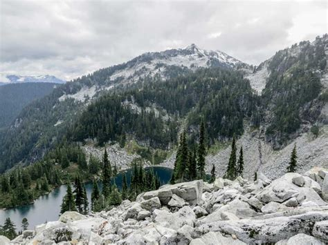 pacific crest trail section j best section hikes of the pct washington halfway anywhere