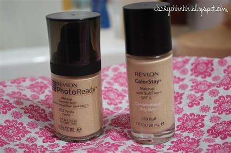 Revlon Hd Foundation ohhhhhh review revlon photoready foundation vs revlon