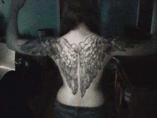 tattoo angel wings tumblr angel wings tattoo on tumblr