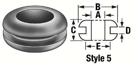 rubber number sts best 25 rubber grommets ideas only on