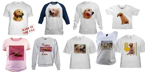 golden retriever clothing golden retriever gifts golden retrievers on t shirts apparel clothing