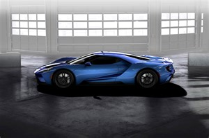 Ford Gt Pictures 2017 Ford Gt To Come In 8 Colors Offer Matching Brembo