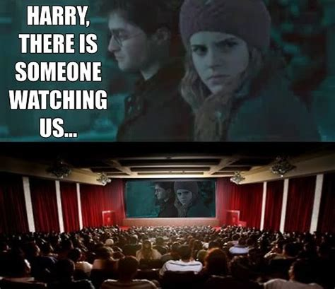 Meme Harry Potter - meme images harry potter hermione watching potterwatch
