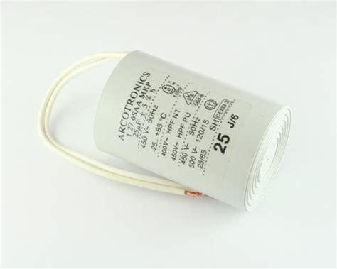 arcotronics capacitors mkp arcotronics 1 27 6caz mkp