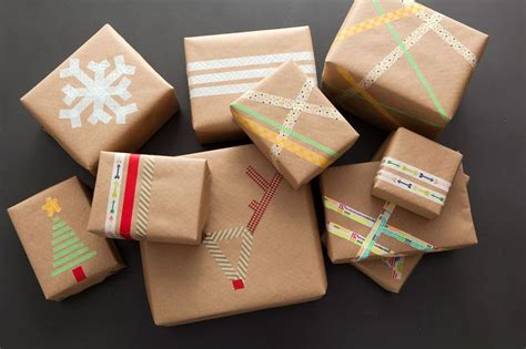 Handmade Wrapping Paper Ideas - 25 diy wrapping paper ideas for gifts beautiful to