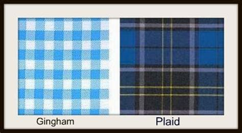 tartan vs plaid vs gingham my chequered obsession fashion u feel