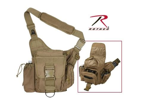 Visval Ryga Navy Hip Pack Waist Sling Bag Tas Pinggang us usmc molle tactical shoulder side waist hip bag coyote brown ebay