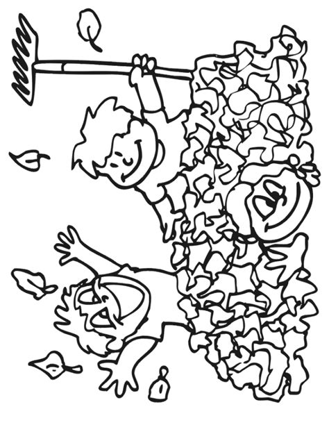 free fall coloring pages free fall leaves coloring pages