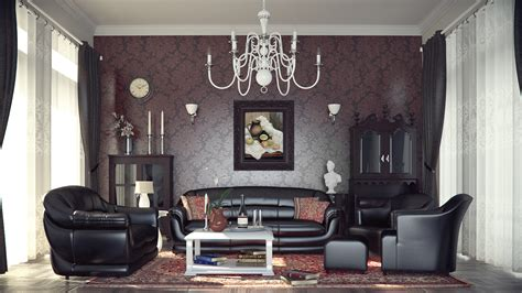 living room design styles classic and retro style living rooms