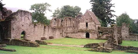 Home Inside inchmahome priory amp mary queen of scots