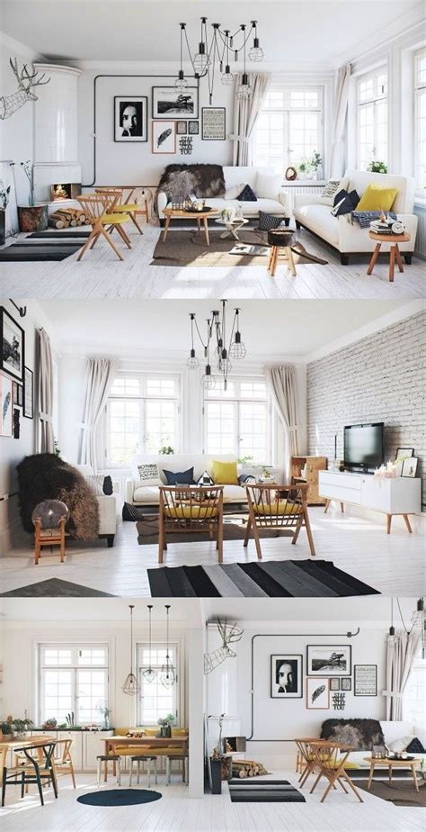 scandinavian style living room best 25 scandinavian living rooms ideas on