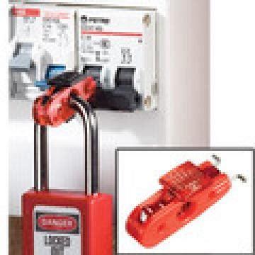Circuit Breaker Lockout Grip Tight 491b 1 491b grip tight circuit breaker lockout