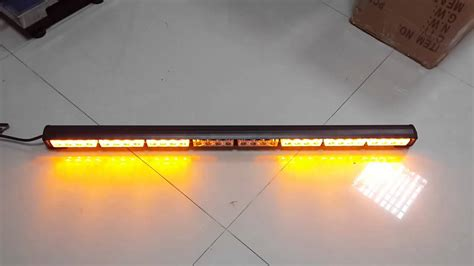 best emergency light bar more flash pattern auto truck 32 led emergency traffic