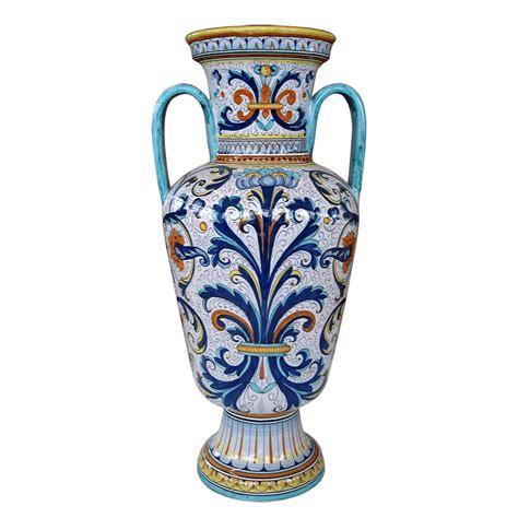 vaso romano antico vaso romano cm 72 ceramiche sambuco mario