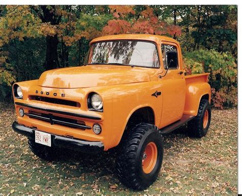 1957 Dodge Pickup 4x4 392ci Hemi   Cool, Classic 4x4's
