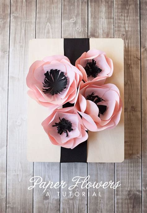 How To Make Flowers Out Of Wrapping Paper - 25 unique wedding gift wrapping ideas on diy