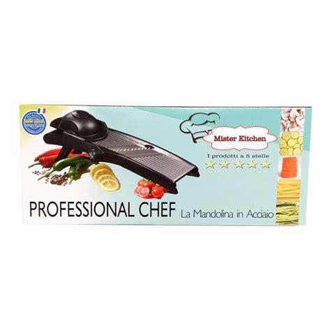 mandolina da cucina utensili da cucina mandolina in acciaio regolabile