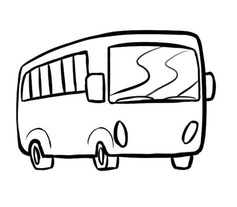 dibujos para colorear con los ni os de animales marinos dibujo para colorear con los ni 241 os de un autocar