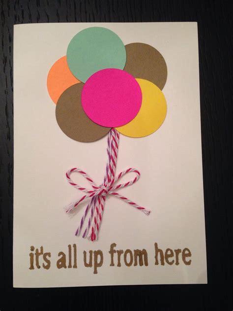 Birthday Cards Through 30th Birthday Card Diy Party Ideas Pinterest
