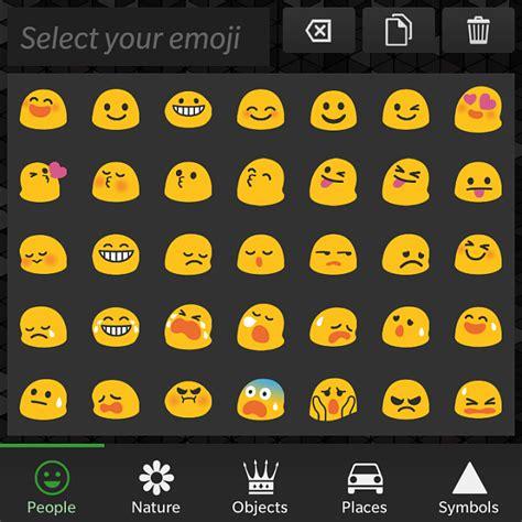 emoji pack emoji pack native emoji inserter for bb10 built for