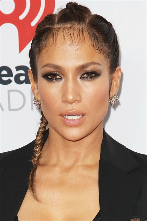 celebrities pictures celebrity hair gallery the 10 times jennifer lopez