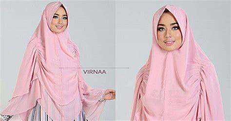 Dhanny Virna Dusty Pink Ay ayuatariolshop distributor supplier tangan pertama onlineshop gamis syari baju hijabers