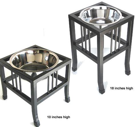single elevated bowl elevated bowls premium elevated pet feeder by pawridge luxury stay put uniwire