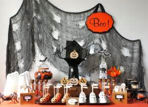 Halloween Decorations Party Halloween Diy Kid S Dessert Table Party Ideas Party