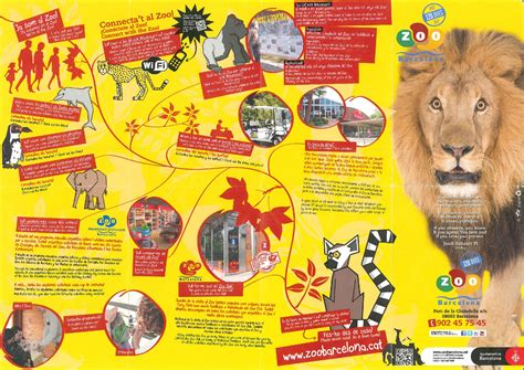 barcelona zoo map spain zoomaps co uk