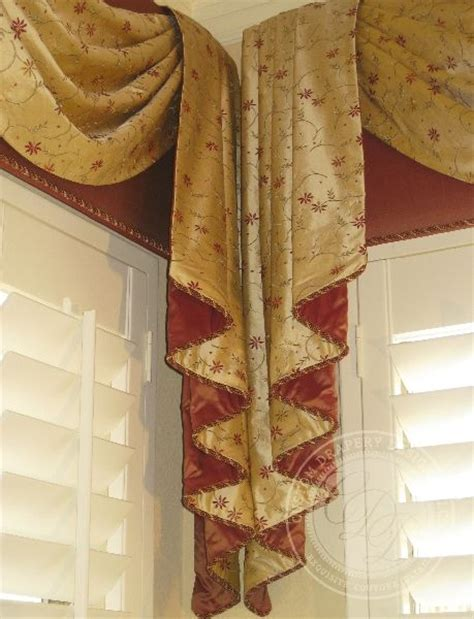 swag valance patterns pin by shan mcnow on curtains pinterest valances