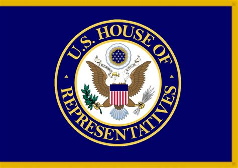 Us House Of Representatives Logo Historical Flags Of Our Ancestors Governmental United