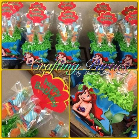 Ariel Favors by 59 Best Mermaid Ideas Images On