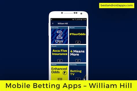 william hill not mobile william hill mobile apps